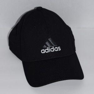 Adidas Climalite Black Logo Cap